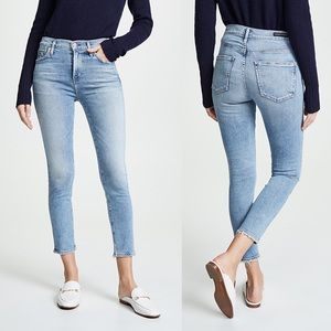 COH • Rocket Crop High Rise Skinny Jeans